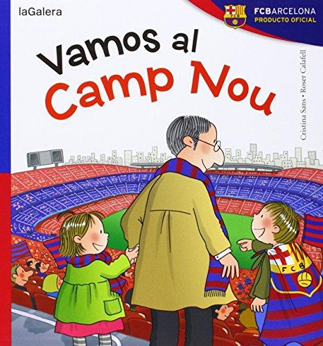 Vamos Al Camp Nou (FCBarcelona)