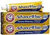Arm & Hammer Advance White Fluoride Anti-Cavity Toothpaste with Baking Soda & Peroxide - 6 oz - 2 pk by Arm & Hammer