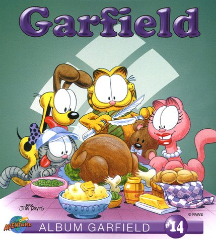 Garfield, Tome 14 :