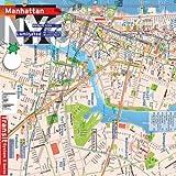 Telecharger Livres Plan de New York Manhattan Brooklyn Downtown metro systeme complet 2013 (PDF,EPUB,MOBI) gratuits en Francaise