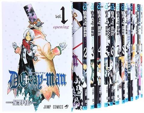 D.Gray-man 1-23 set