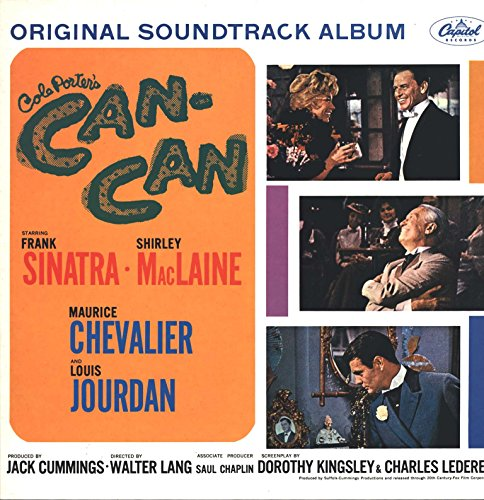 Cole Porter\'s Can-Can: Original Soundtrack Album Sampler (Verschiedene Interpreten) [Vinyl LP]