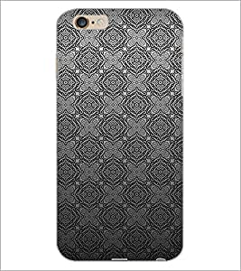 PrintDhaba Pattern D-2209 Back Case Cover for APPLE IPHONE 6S (Multi-Coloured)