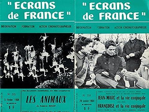 La Legende De Lobo - Ecrans de France / Bi-Mensuel de culture