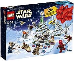 LEGO Star Wars - Calendrier de l'Avent LEGO Star Wars - 75213 - Jeu de Construction