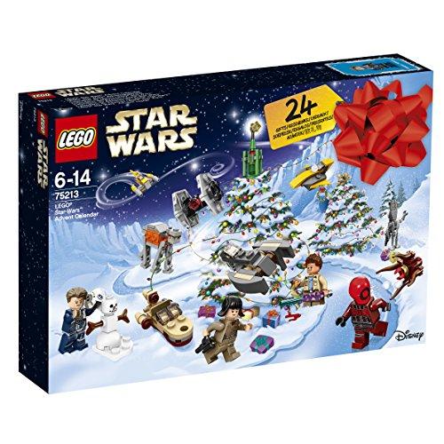 Produktbild bei Amazon - LEGO Star Wars™ Adventskalender (75213), Star Wars Spielzeug