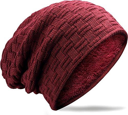 MUCO Gorros Hombre Mujer Unisex Invierno Cálido Sombreros
