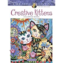 Creative Kittens Coloring Book