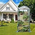 SONGMICS Foliengewächshäuser Gewächshaus Tomatenhaus von SONGMICS auf Du und dein Garten