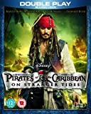 Pirates of the Caribbean 4 Doubleplay [Blu-ray] [Import anglais]