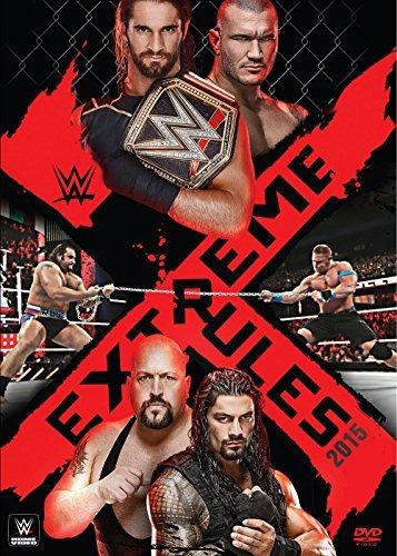 WWE: Extreme Rules 2015 by John Cena - Extreme Dvd Wwe