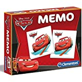 Clementoni Cars 2 Memo Niños Learning board game - Juego de tablero (Learning board game, Niños, 4 año(s), 200 mm, 39 mm, 150 mm)