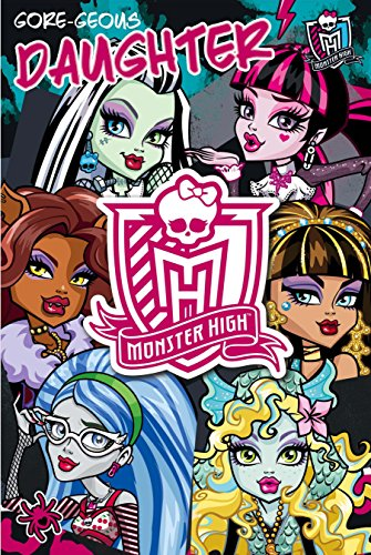 Image of Monster High MH007 Greeting Cards