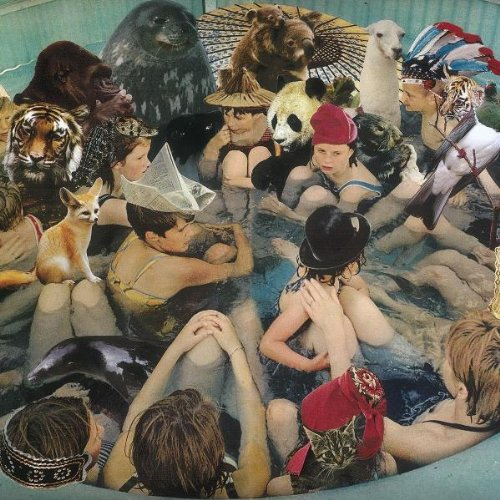 Person Pitch [Vinyl LP] (Panda Bear-vinyl)