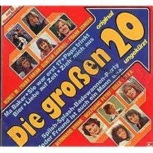 Die Großen 20 Schlager Pop Vinyl, LP, Compilation