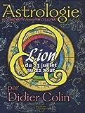 Lion - Du 23 Juillet au 22 Aout