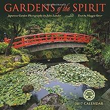Gardens of the Spirit 2017 Calendar: Japanese Garden Photography