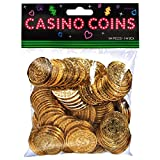 Amscan 144-Casino-Münzen