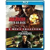 Tom Cruise 2 Movies Collection - Jack Reacher: Never Go Back + Jack Reacher