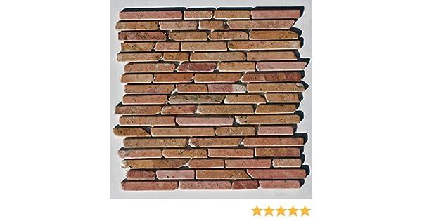 Fliesen Lager Stein-mosaik Herne NRW 1 Mosaikfliese Marmor M-012 Bad-Design
