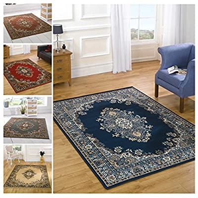 Just Contempo Traditional Carpet Rug produced by Just Contempo - quick delivery from UK.