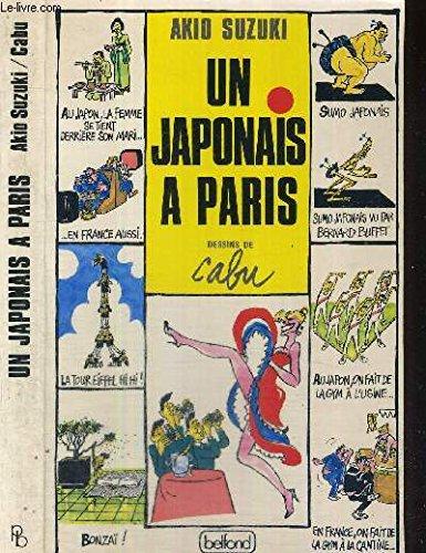 Un Japonais à Paris
