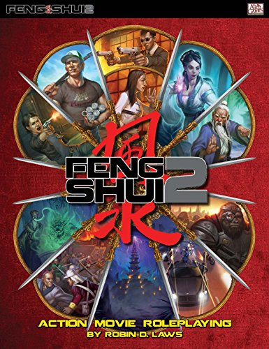 Feng Shui 2nd Edition - Robin Laws D
