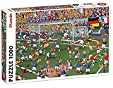 Piatnik 537349 - Fußball, 1000 Teile Puzzle