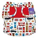 Bambino Mio, miosoft reusable nappy cover, great britain, size 2 (<9kgs)