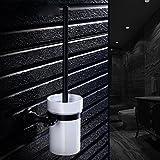 Xuan - worth having Alle Bronze Schwarz Toilettenbürstenhalter WC Cup Suit Badezimmer Zubehör