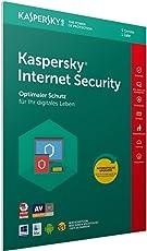 Kaspersky Internet Security 2019 | 5 Geräte | 1 Jahr | in allen europäischen Sprachen einsetzbar | inkl. ausführlicher Anleitung von deincomputer