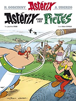 Astérix chez les Pictes - 35 (French Edition) von [Goscinny, René, Uderzo, Albert, Ferri, Jean-Yves, Conrad, Didier]
