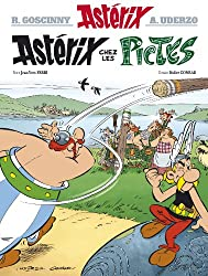 Asterix in French: Asterix chez les Pictes