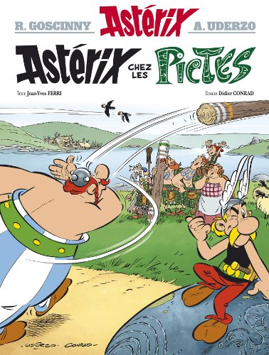 Astrix chez les Pictes - 35