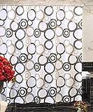 ZBB Farbe kreativer Beleuchtung der undurchlässigen Gewebe Duschvorhang Bad Atmung Schutz der Umwelt Gehäuse Nehmen Eine Badewanne Duschvorhänge Bad (Größe: 200 * 200 cm)