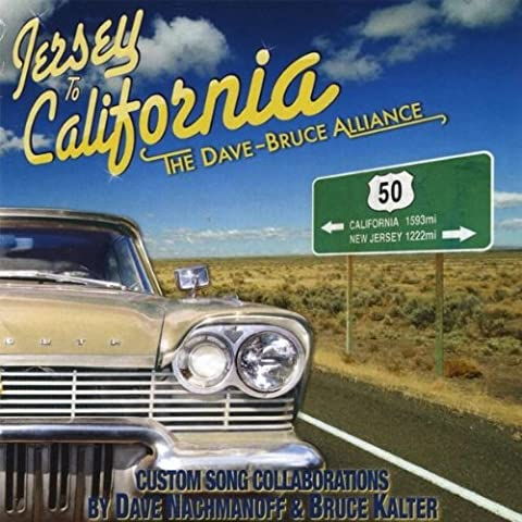 Jersey to California