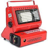 Oyria Chauffage au gaz portable, sans danger, chauffage au butane extérieur avec poignée, chauffage portable pour…
