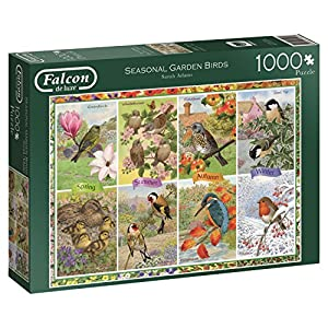 Jumbo - 1000 Falcon, Seasonal Garden Birds (611157)