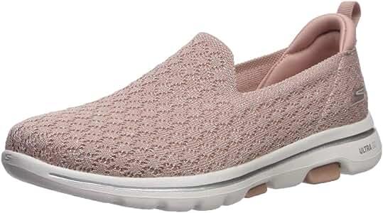 Skechers Women's Go Walk 5 Brave Sneaker: