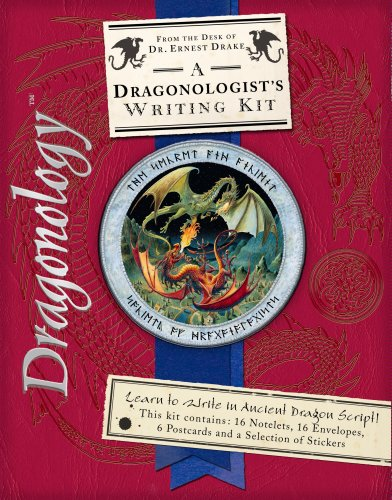 Dragonologists Writing Kit: From the Desk of Dr Ernest Drake