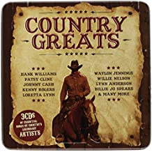 Country Greats (Coffret 3 CD)