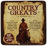 Country Greats (Tin Box)