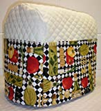 Italian Kitchen KitchenAid Tilt Head Stand Mixer Abdeckung Tilt Head cremefarben