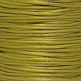 Cordon queue de rat en satin 2mm Rattail-Olive-5m
