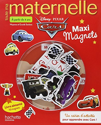 Cars Maxi Magnets
