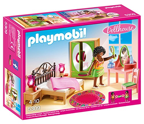 PLAYMOBIL 5309 - CAMERA DA LETTO