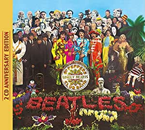 Sgt. Pepper's Lonely Hearts Club Band - 50th Anniversary (2CD)
