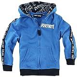 Fortnite Sudadera con capucha, azul