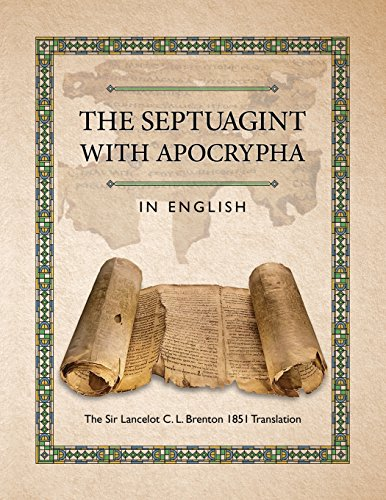 PDF] Download The Septuagint with Apocrypha in English: The