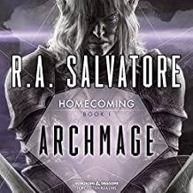 Archmage: Legend of Drizzt: Homecoming, Book 1